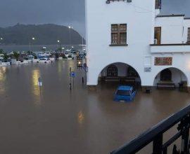 ΠΝΑ: Ξεκινάει η αποκατάσταση των ζημιών στο νησί της Πάτμου
