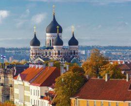 Σε αυστηρό lockdown για έναν μήνα η Εσθονία