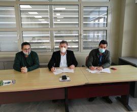 Νέο συνθετικό χλοοτάπητα τελευταίας γενιάς αποκτούν δύο γήπεδα ποδοσφαίρου στον Δήμο Μινώα Πεδιάδας