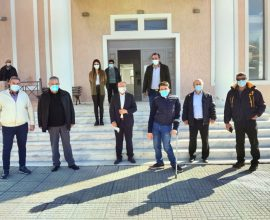 Δήμος Μαραθώνος: Έναρξη λειτουργίας του Δημοτικού Ιατρείου στο Γραμματικό