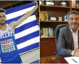 """Δήμαρχος Γρεβενών: """"Μίλτο μας έκανες και πάλι υπερήφανους!"""""""