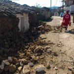 Έλεγχοι για ζημιές σε κτίρια χωριών της Π.Ε. Τρικάλων