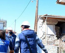 Δήμος Λαρισαίων: Δεν έχουν αναφερθεί ζημιές από τον νέο ισχυρό σεισμό