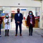 Δήμος Ναυπλιέων: Λουλούδια στο γυναικείο υγειονομικό προσωπικό