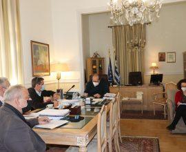 Περιφέρεια Πελοποννήσου: Σύσκεψη για εξεύρεση λύσης στο έργο του λιμανιού Άστρους Κυνουρίας