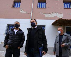 Πέτσας: «900.000 ευρώ στις σεισμόπληκτες περιοχές της Θεσσαλίας»