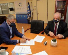 Περιφέρεια Αττικής: Προγραμματική σύμβαση για θέματα πολιτικής προστασίας ύψους 2.2 εκ. ευρώ