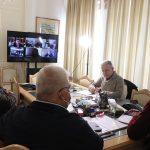 Σύσκεψη για την ανασυγκρότηση των υπηρεσιών Πολιτικής Προστασίας στην Περιφέρεια Πελοποννήσου