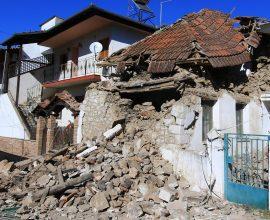 Σεισμός: 898 σπίτια μη κατοικήσιμα στη Θεσσαλία