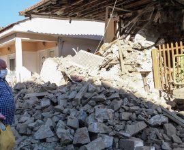 Σεισμός – Ελασσόνα: 40 εκατοστά καθίζηση προκάλεσε ο Εγκέλαδος!