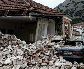 Π.Ε. Λάρισας: Σήμερα οι πρώτοι οικίσκοι για την προσωρινή στέγαση των σεισμοπλήκτων