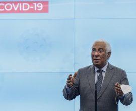 Πορτογαλία: Συνεχίστε να τηρείτε τα μέτρα, προτρέπει τους πολίτες ο πρωθυπουργός