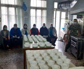Το συσσίτιο απόρων δημοτών του Δήμου Κοζάνης συνεχίζει απρόσκοπτα το έργο του