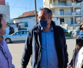Η ΚΕΔΕ στο πλευρό των Δήμων που επλήγησαν από τον σεισμό