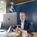"""Ζέρβας: Η μετατροπή της Θεσσαλονίκης σε μια έξυπνη πόλη είναι στρατηγική επιλογή"""""""