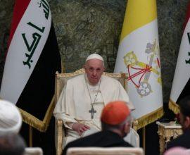 Ιράκ: Ιστορική συνάντηση του πάπα Φραγκίσκου με τον κορυφαίο ιερωμένο του σιιτικού Ισλάμ