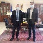 """Κασαπίδης: """"Να λειτουργήσει το Πνευμονολογικό Τμήμα στο Μαμάτσειο και το Ογκολογικό Τμήμα στο Μποδοσάκειο"""""""