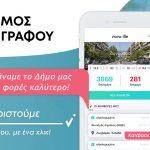 Δήμος Ζωγράφου: Βελτιώνουμε την καθημερινότητά μας με ένα… κλικ