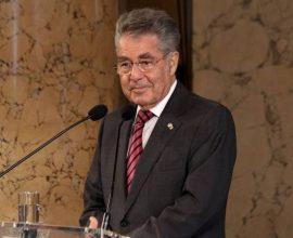 Φίσερ: Ο Ερντογάν δεν είναι πρόθυμος να γεφυρώσει το χάσμα μεταξύ της πολιτικής του και των ευρωπαϊκών αξιών
