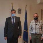 ΠΔΜ: Άμεση η αντίδραση για τις ζημίες από την επέλαση του παγετού στα τέλη Μαρτίου
