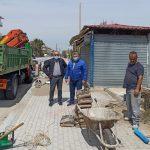 Παραλία Δήμου Κατερίνης: Περισσότερος χώρος στους πεζούς
