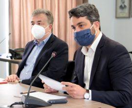 Δήμαρχος Χανίων: «Πάνω από 20 εκατομμύρια ευρώ για έργα στα Χανιά»