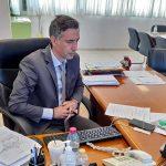 Κτενάς «Σε ετοιμότητα η Π.Ε. Λευκάδας για την αντιπυρική περίοδο 2021»