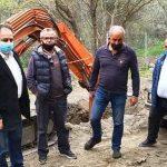 Περιοδεία του Δημάρχου Μυτιλήνης σε χωριά της Δημοτικής Ενότητας Πλωμαρίου