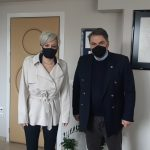 Επίσκεψη της Γενικής Γραμματέως Αντεγκληματικής Πολιτικής στον Δήμαρχο Άργους Μυκηνών
