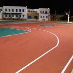 Δήμος Μυκόνου: Πλήρη επισκευή του γηπέδου μπάσκετ – βόλεϊ στην περιοχή «Λάκκα» της Μυκόνου