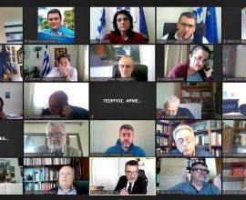 Ρόδη Κράτσα: «Να εξασφαλιστούν οι συνθήκες βιωσιμότητας και λειτουργίας του Ιονίου Πανεπιστημίου»