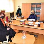 Συναντήσεις συνεργασίας της Αντιδημάρχου Τουρισμού Δ.Κατερίνης με τον Μητροπολίτη και την Αντιπεριφερειάρχη Πιερίας