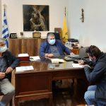 Δήμος Εορδαίας: Υπογραφή σύμβασης για το έργο επισκευής φθορών του οδικού δικτύου
