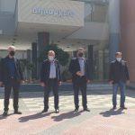 Συνάντηση Δημάρχου Σαρωνικού με αντιπροσωπεία του Επαγγελματικού Επιμελητηρίου Αθηνών