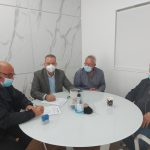 Δήμος Κατερίνης: Έπεσαν οι υπογραφές για εκτεταμένες ασφαλτοστρώσεις στον Σβορώνο