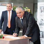 Δήμος Ιλίου: Φόρος τιμής στον εκλιπόντα τ. Αντιδήμαρχο και Δημοτικό Σύμβουλο Γεώργιο Λιόση