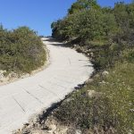 Δήμος Μετεώρων: Τσιμεντόστρωση αγροτικού δρόμου στην Κοινότητα Αύρας
