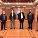 Παπαστεργίου: «Η ΚΕΔΕ στηρίζει τους επτά νεοσύστατους Δήμους»