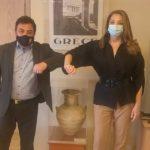Αντωνακόπουλος: «Ο Πύργος πρέπει να αποκτήσει ένα ισχυρό brand name»