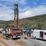 Δήμος Καβάλας: Συνεχίζονται οι γεωτρητικές εργασίες στις Κορυφές