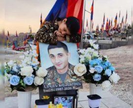 Αρμενία(Αρτσαχ): Να είστε περήφανα για τους Ήρωες, πατεράδες σας