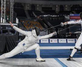 Δήμος Παιανίας: Μεγάλη διάκριση για την ξιφομάχο Ανδριάνα Θεοδωροπούλου – Στις 16 καλύτερες αθλήτριες του κόσμου