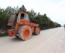 Δήμος Λαρισαίων: Έργα αγροτικής οδοποιίας στην Γιάννουλη