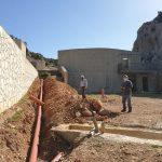 Δήμος Γόρτυνας: Σε εξέλιξη οι προπαρασκευαστικές εργασίες για την αποπεράτωση του Θεάτρου Ρούβα