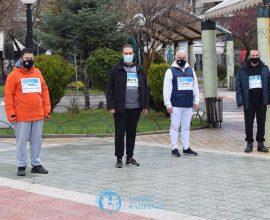 Ο Δήμος Φλώρινας συμμετείχε στη δράση «Τρέχουμε για τον αυτισμό»