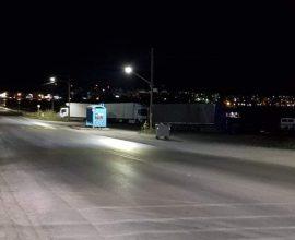 Νέα φωτιστικά LED τοποθετεί ο Δήμος Χαλκιδέων