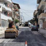 Αποκατάσταση οδικού δικτύου στον Δήμο Ραφήνας Πικερμίου