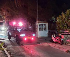 ΕΚΤΑΚΤΟ: Πυρκαγιά στο αντλιοστάσιο στο Πάτημα Βριλησσίων