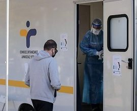 Δωρεάν rapid tests στο Αρδαμέρι του Δήμου Λαγκαδά