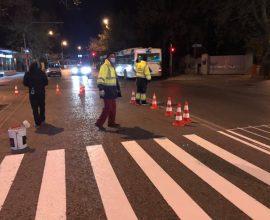 Δήμος Κηφισιάς: Εργασίες σε διαβάσεις κυκλοφορίας πεζών